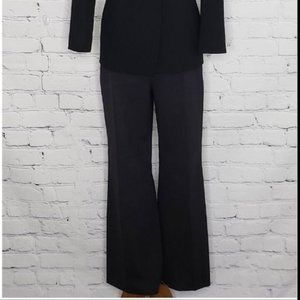 MaxMara Pants & Jumpsuits - MAXMARA HI-RISE Wool Straight Leg Trousers 10